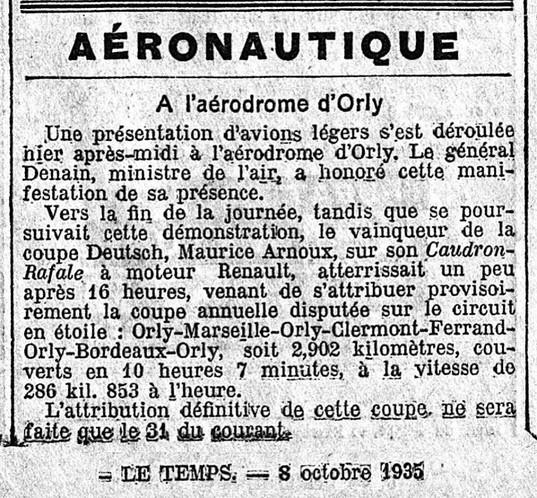 08/10/35 Le Temps