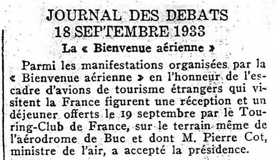 18/09/33 Journal des Débats