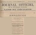 17/03/26 - Journal Officiel