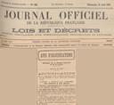 13/08/39 Journal Officiel
