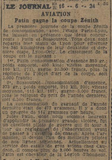 16/06/24 Le Journal