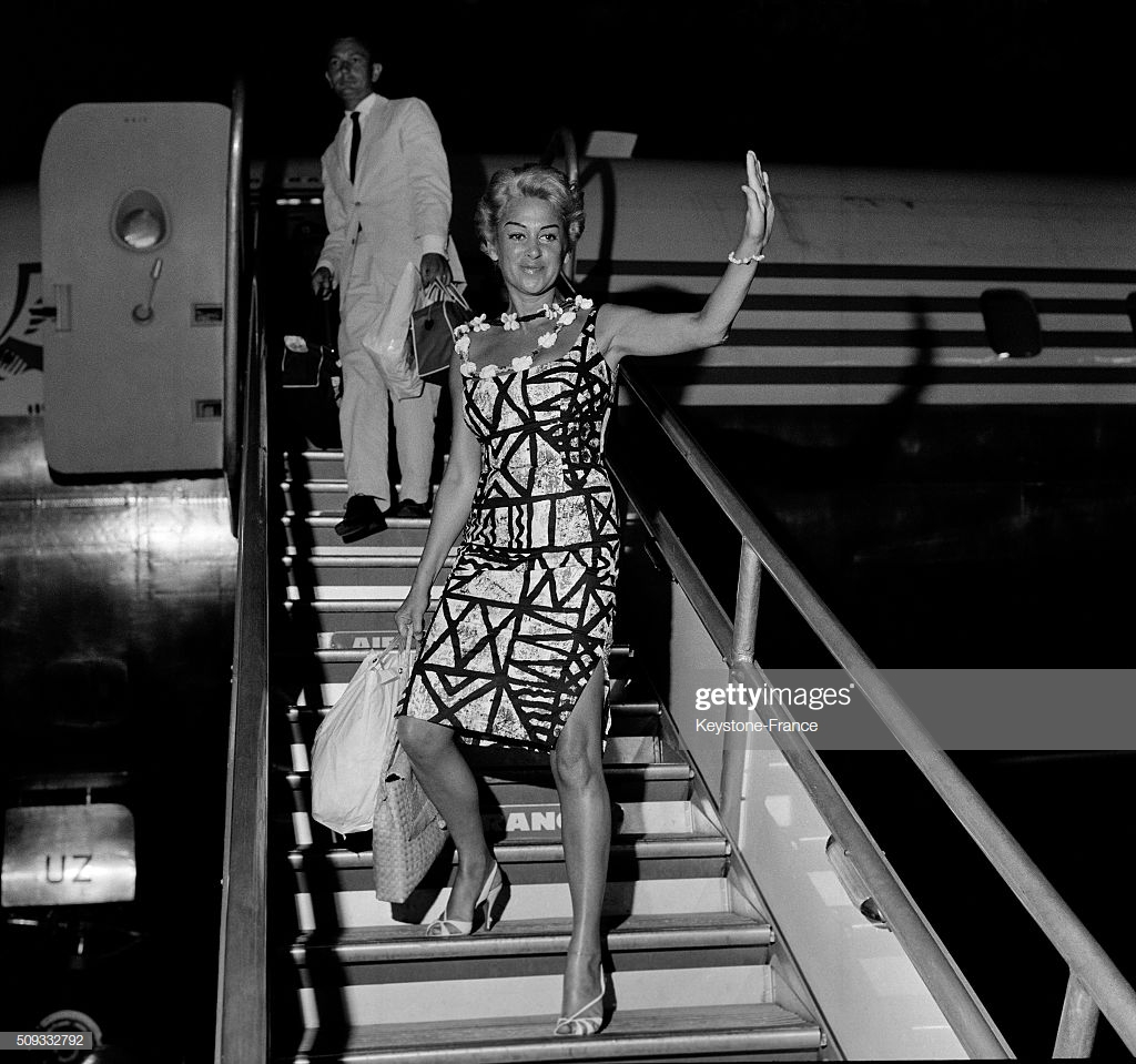 Martine Carol - 1962