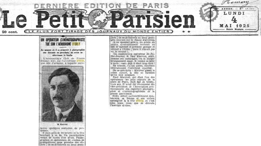 04/05/25 - Le Petit Parisien