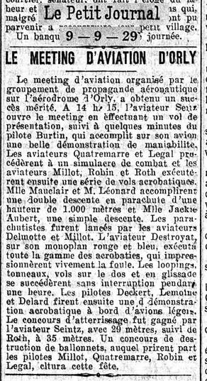 09/09/29 Le Petit Journal