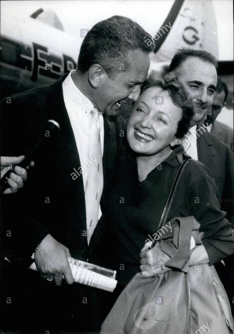Edith Piaf 1957