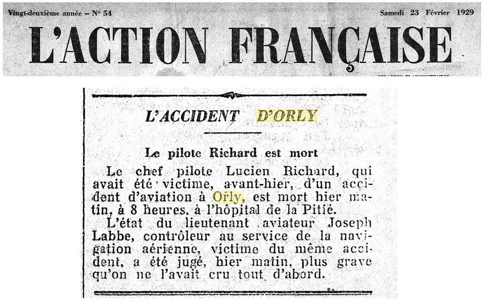 23/02/29 - L'action francaise