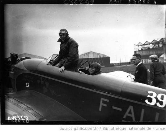 Arrivée d'Arnoux et Brebant (c) BNF