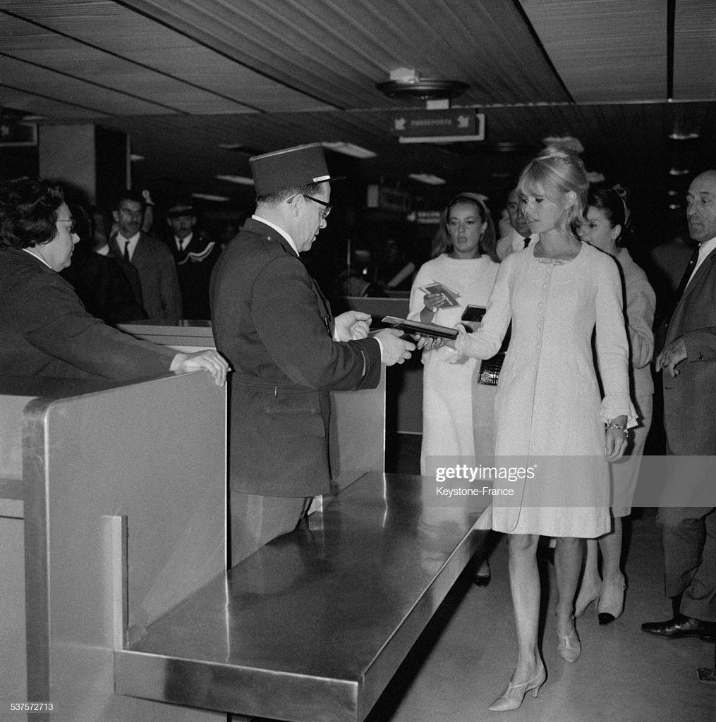 Brigitte Bardot - 1965 (2)