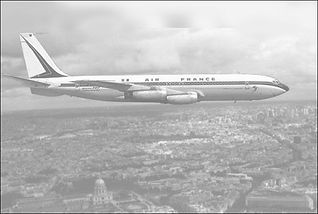 707 Air France f-bhsm