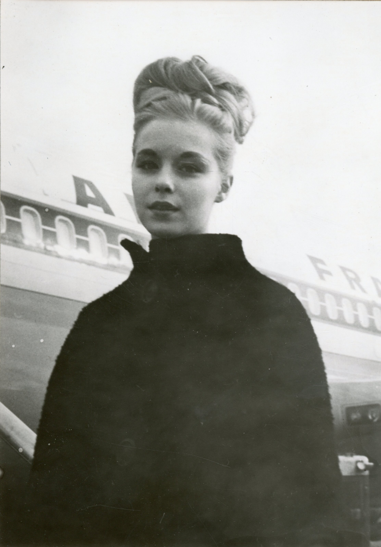 Jill Haworth - 1961