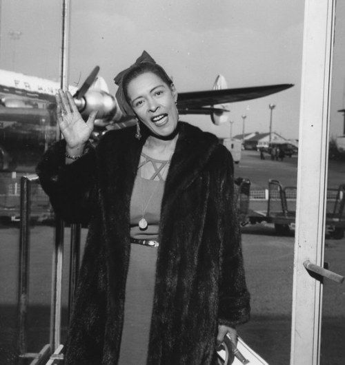 Billie Holiday - nov1958