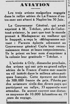 1937 - L'Echo du Sud