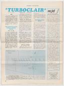 Magazine France Aviation Février 1975, page 8
