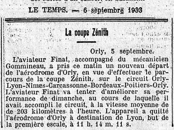06/09/33 Le Temps