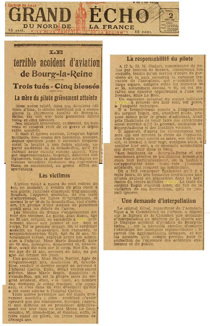 02/08/24 Grand Echo du Nord de la France