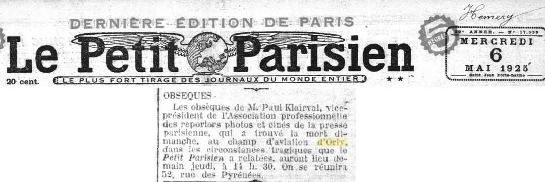06/05/25 - Le Petit Parisien