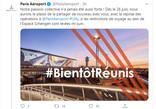 28/05/20 Twitter Paris Aéroport