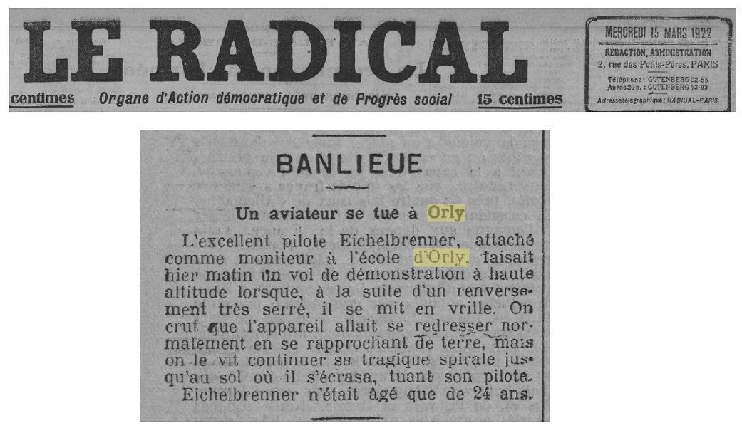 15/03/22 - Le Radical