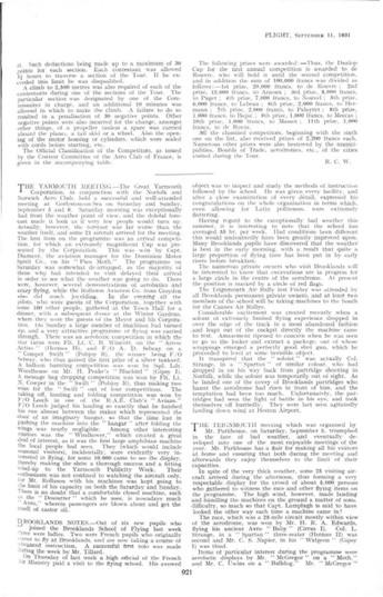 Magazine Flight 11/09/31
