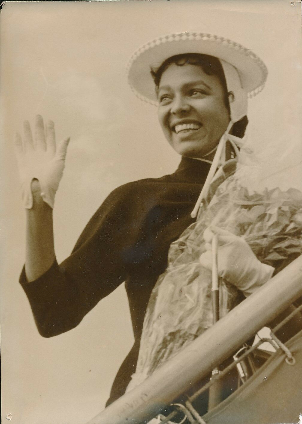 Dorothy Dandridge - 1955