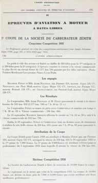 1933 - L'Année Aéronautique