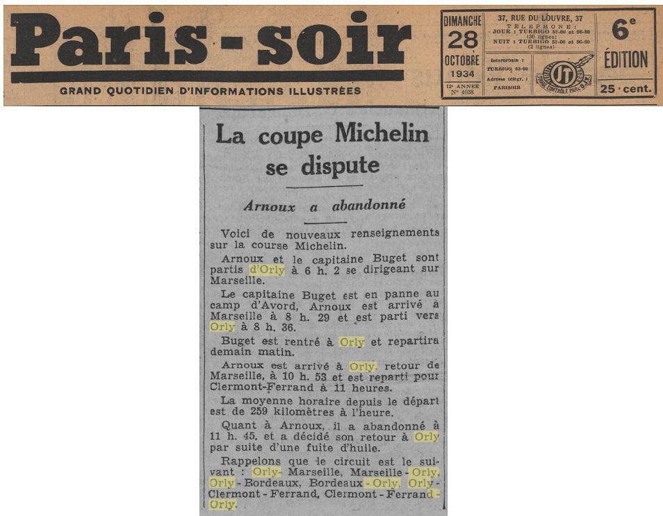 28/10/34 Paris-Soir