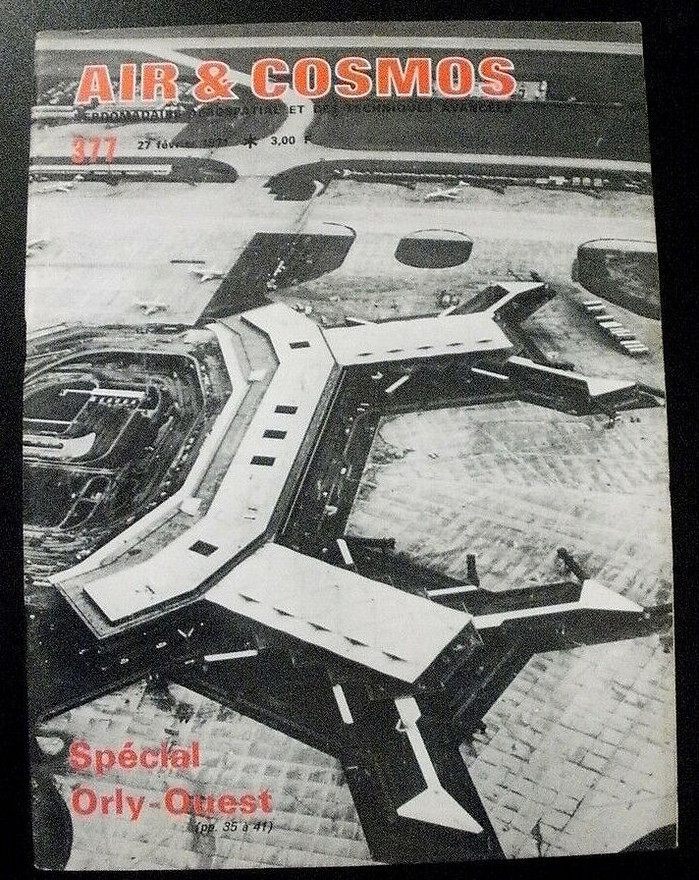 Air & Cosmos, numéro 377 - 27/02/71