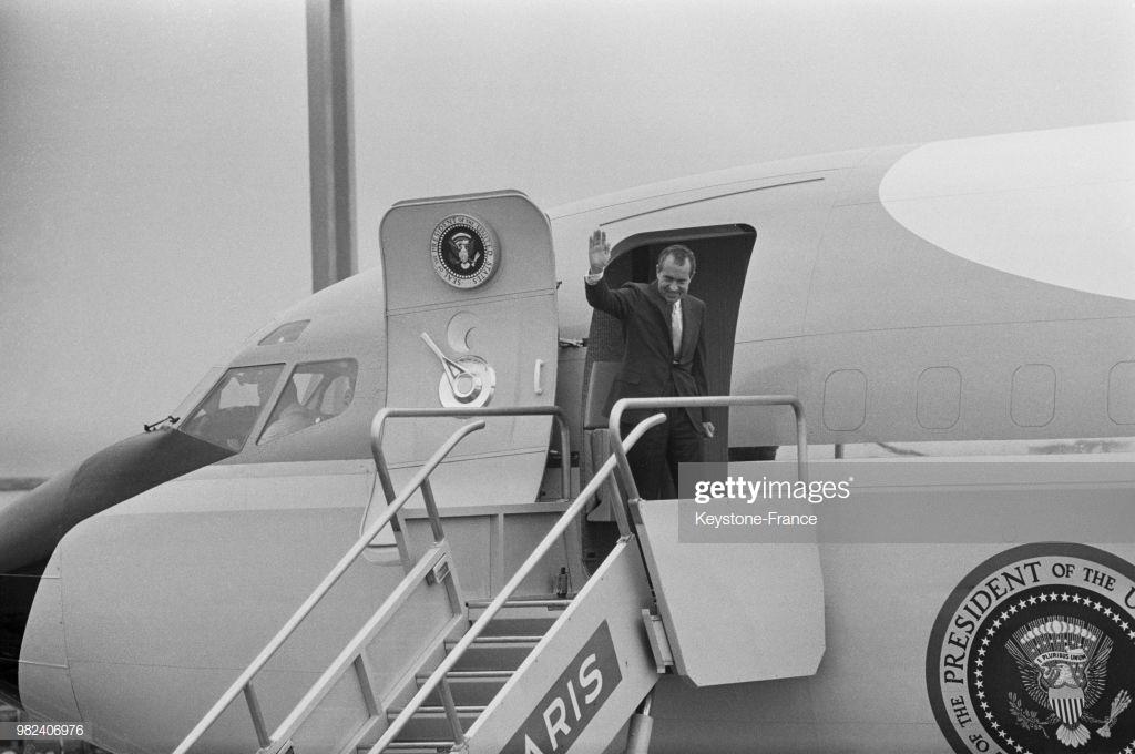 Richard Nixon - 020369