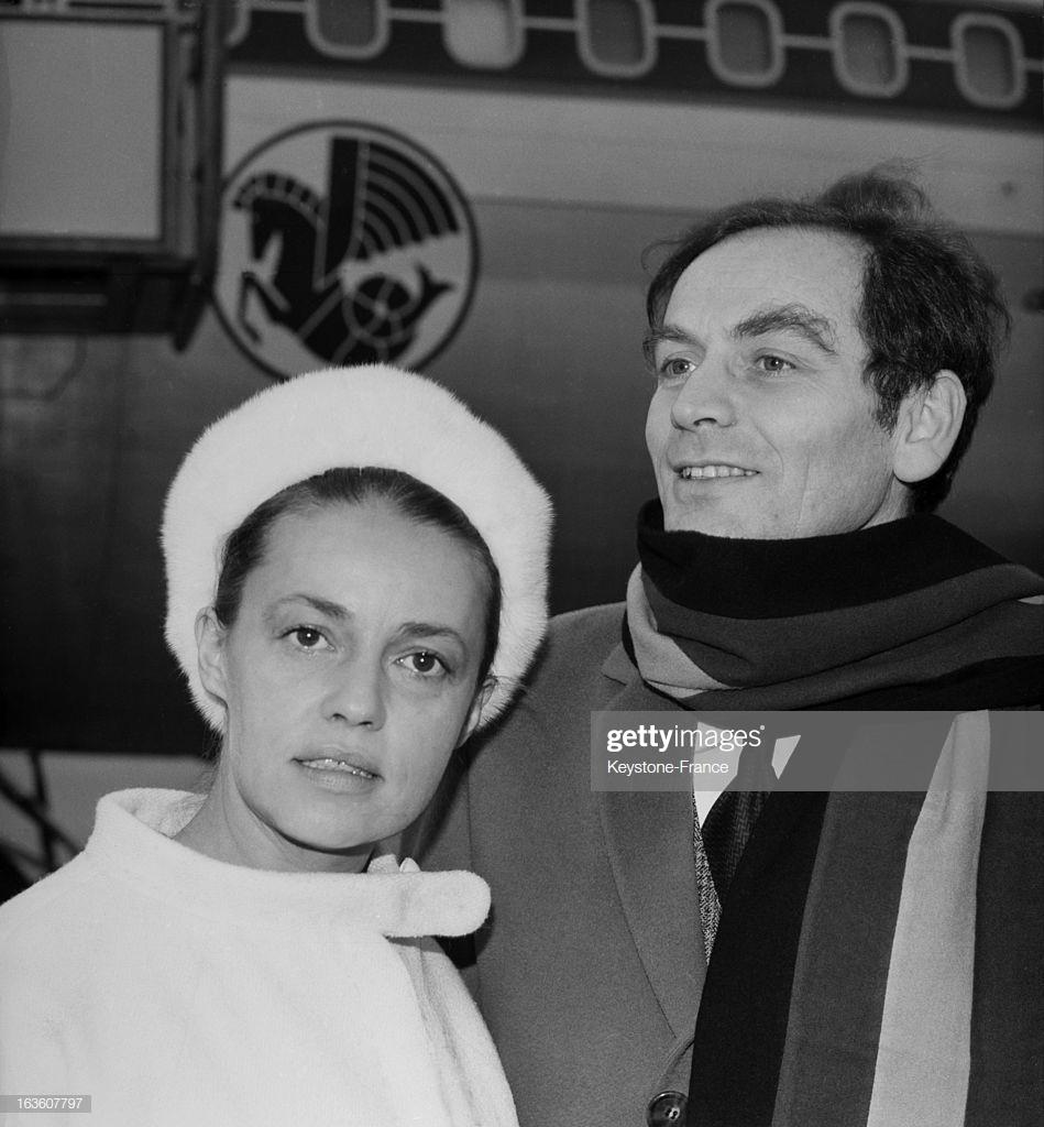 Jeanne Moreau - Pierre Cardin - 1965