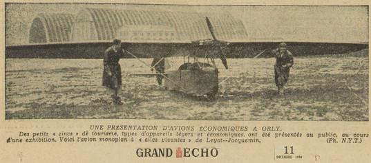 11/12/34 Grand Echo du Nord