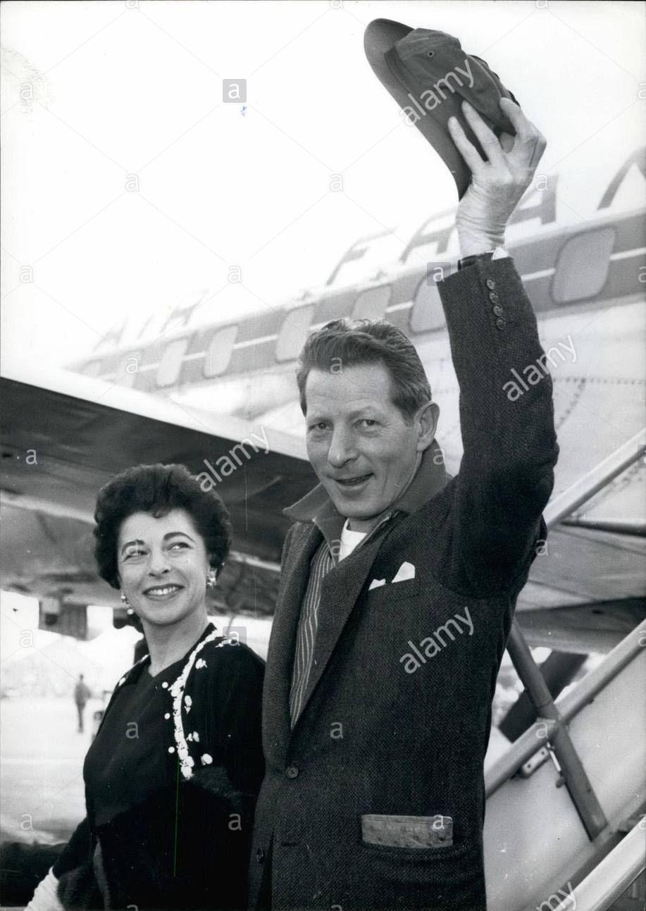 Danny Kaye 1959