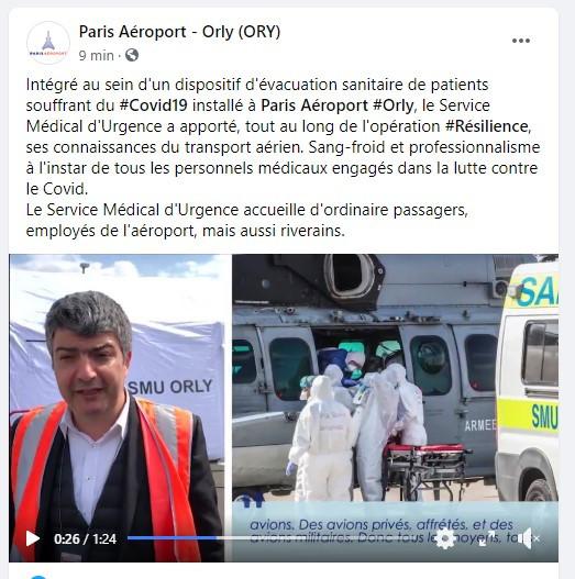06/04/20 © Paris Aeroport