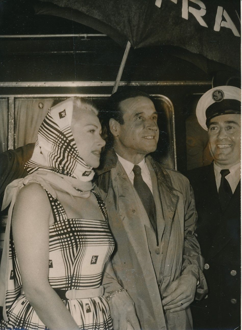 Martine Carol - Christian Jacques - 1956