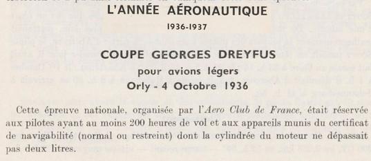 1936-1937 L'Année Aéronautique