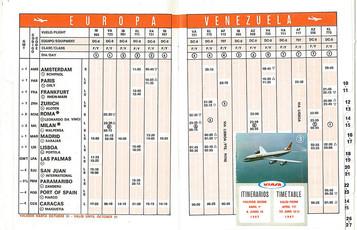 Viasa - du 01 avril au 15 juin 1957