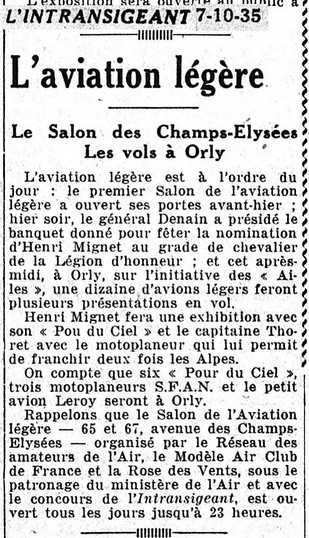 07/10/35 L'Intransigeant