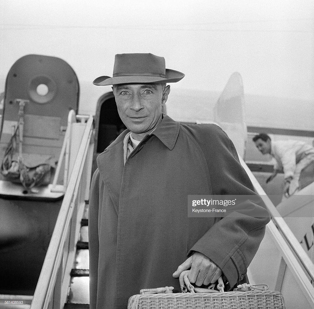 Professeur Oppenheimer - 1958