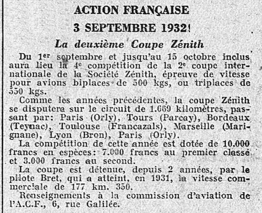 03/09/32 Action Francaise