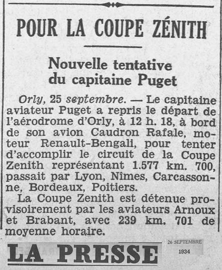 26/09/34 La Presse