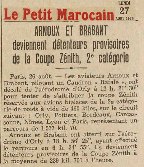 27/08/34 Le Petit Marocain