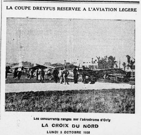 05/10/36 La Croix du Nord