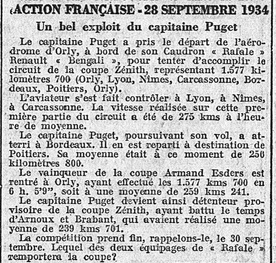 28/09/34 Action Francaise