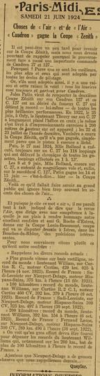 21/06/24 Paris Midi