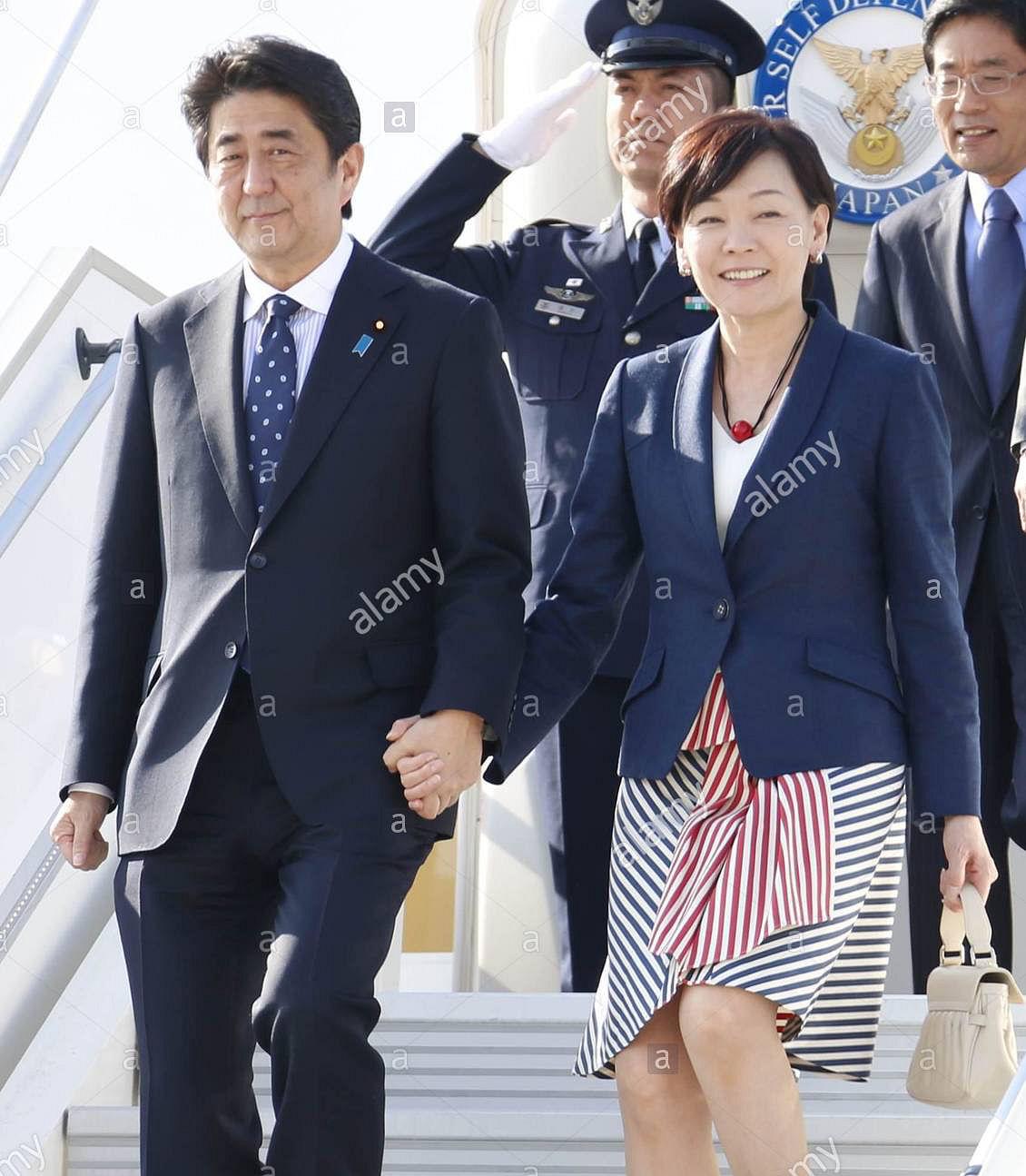 Shinzo Abe - 040514