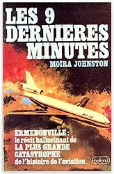 les 9 dernieres minutes de Moira Jonhson