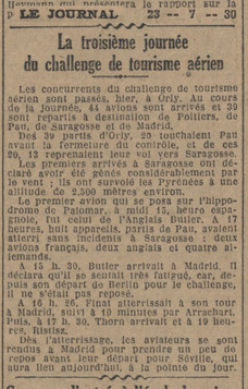 23/07/30 Le Journal