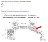 16/11/20 - Test Covid Orly 1