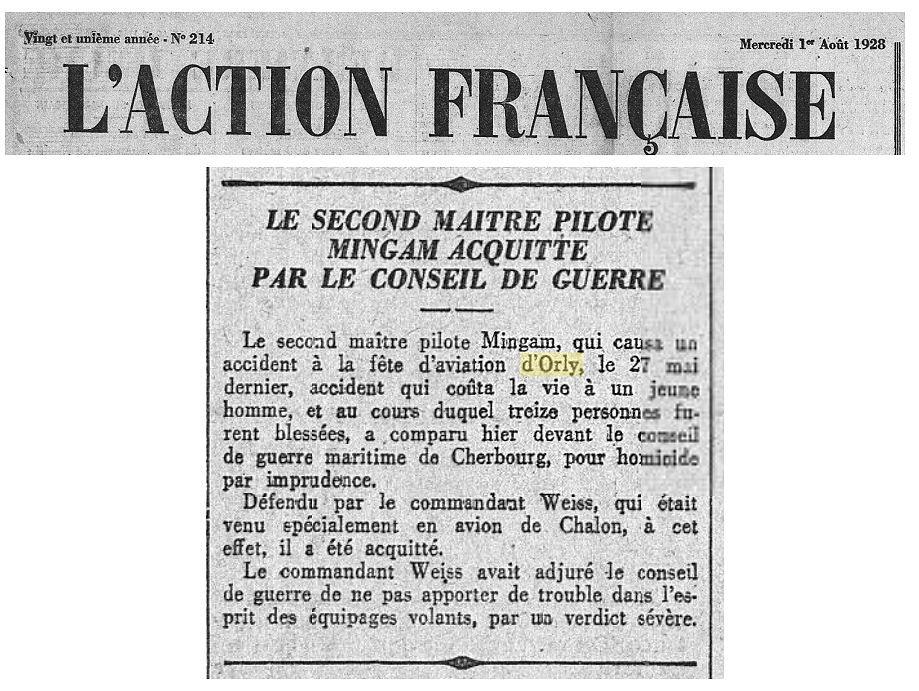 01/08/28 - L'action Francaise