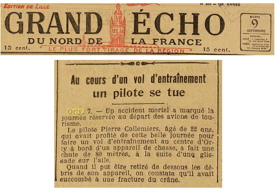 09/09/24 Grand Echo du Nord de la France