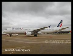 321 F-GTAQ Air France © DAYOT JC
